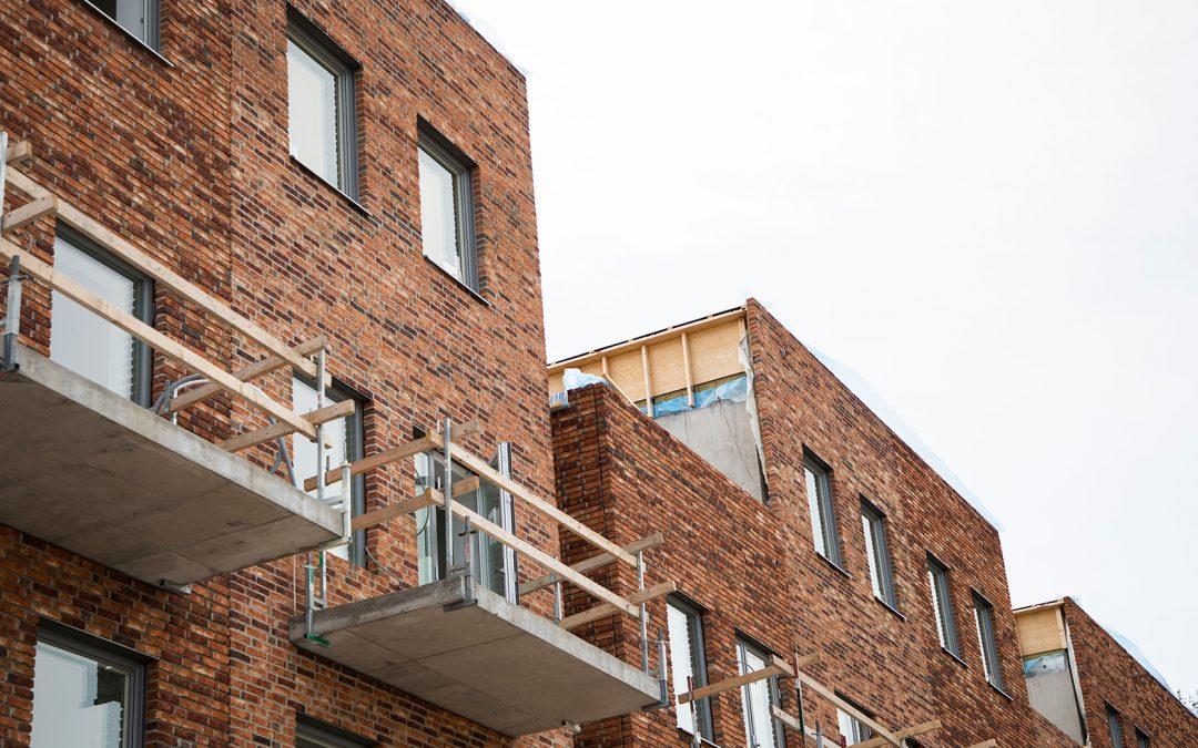 Exklusiva bostäder med tätskikt signerat Hagmans Tak Mälardalen