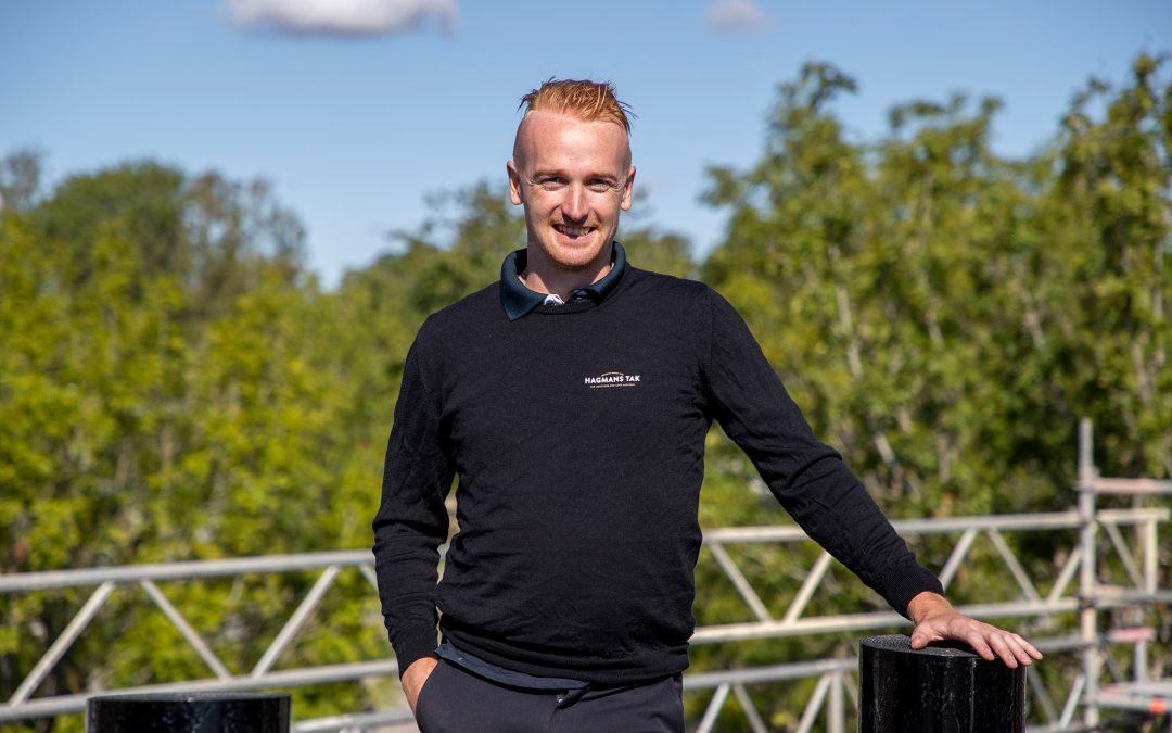 Hagmans Tak Mitt AB utökar etableringen i Örebro